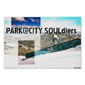 Poster de Park City Souldiers