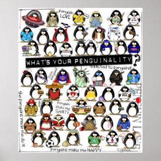 Poster de Penguinality