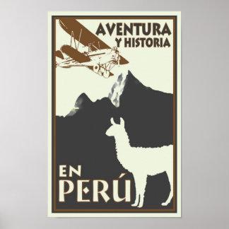 Poster de Perú