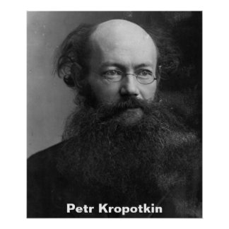 Poster de Petr Kropotkin