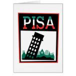 Poster de Pisa Tarjeton