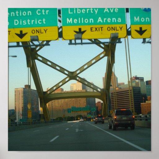 Poster de Pittsburgh