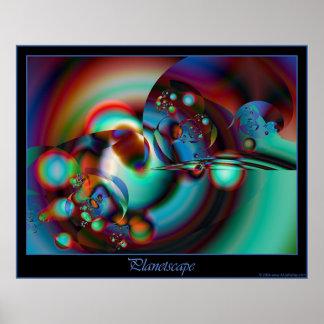Poster de Planetscape Póster