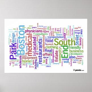 poster de Povo.com South End