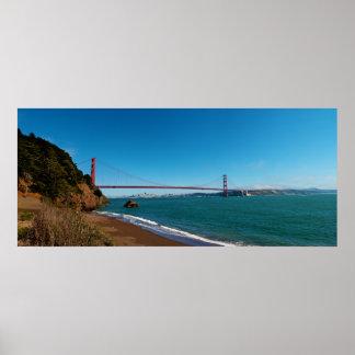 Poster de puente Golden Gate