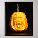 Poster de Pumpkingutter - derretimiento