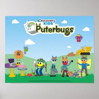 Poster de Puterbugs
