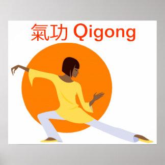 Poster de Qigong