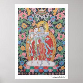 Poster de Radha-Krishna