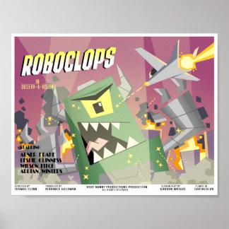 Poster de Roboclops