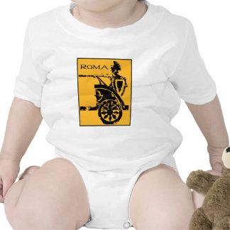 Poster de Roma Trajes De Bebé