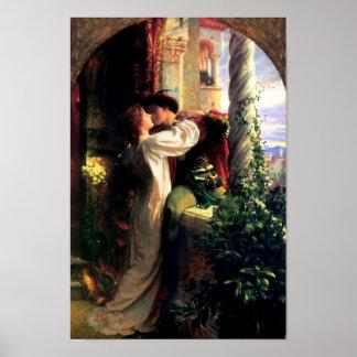 Poster de Romeo y de Juliet