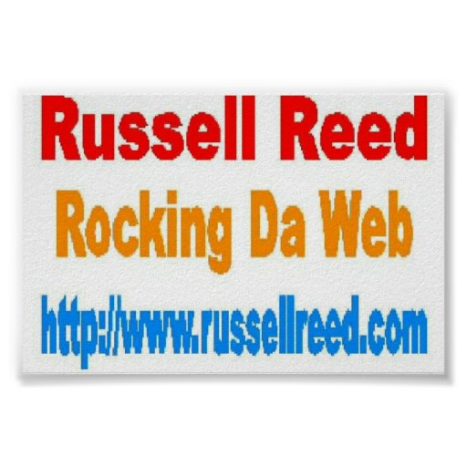 poster de RussellReed.com