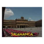Poster de Salamanca-España