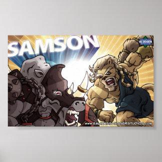 Poster de Samson