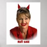 Poster de Sarah Palin