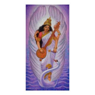 Poster de Saraswati