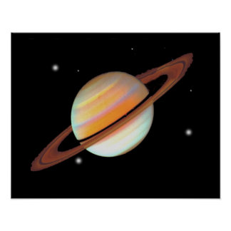 poster de Saturno