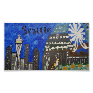 Poster de Seattle