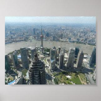 Poster de Shangai