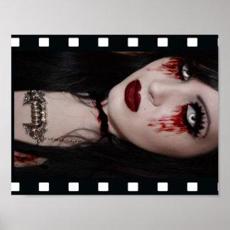 Poster de Shauna del vampiro