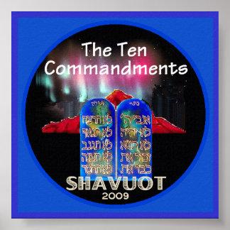 Poster de SHAVUOT Póster