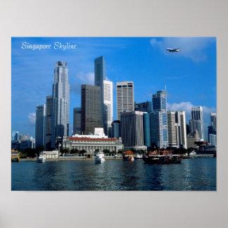 Poster de Singapur