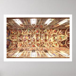 Poster de Sistine Póster
