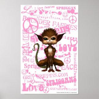 Poster de Spriggan