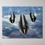 Poster de SR-71A Lockheed