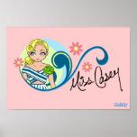"Poster de ""Srta. Casey"""