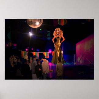 Poster de Srta. Dee Flaytable Drag Show