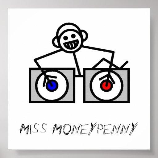 Poster de Srta. MoneyPenny