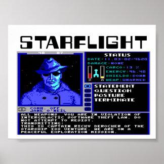Poster de StarFlight