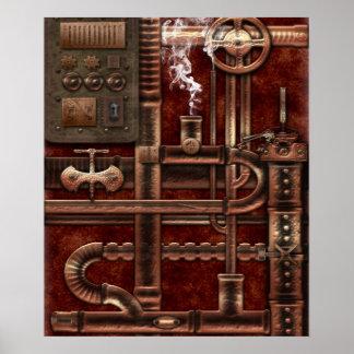 Poster de Steampunk