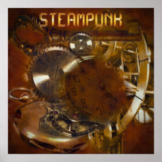 Poster de Steampunk Póster