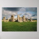 Poster de Stonehenge