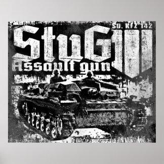 Poster de StuG III Póster