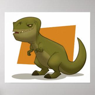 Poster de T-Rex