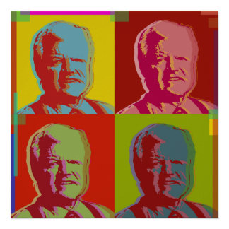 Poster de Ted Kennedy