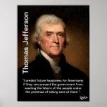 Poster de Thomas Jefferson