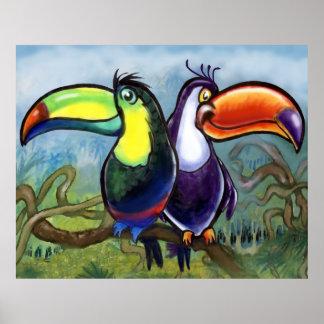 Poster de Toucans