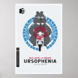 "Poster de ""Ursophenia"""