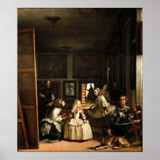Poster de Velázquez Las Meninas