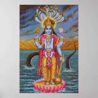 Poster de Vishnu