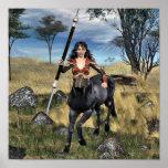 Poster de Warrioress del Centaur