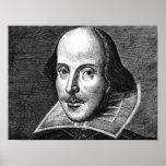 Poster de William Shakespeare