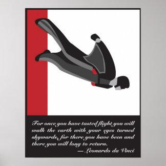 Poster de Wingsuit SkyDive
