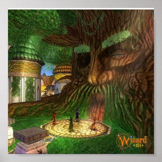 Poster de Wizard101 Bartleby