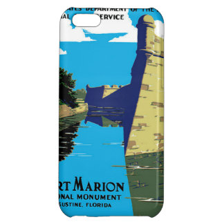 Poster de WPA del monumento nacional de Marion del